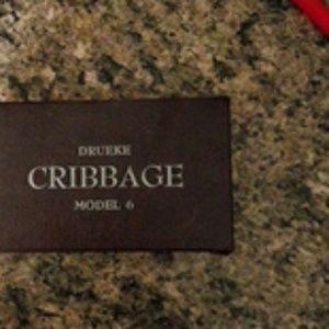 Drueke Cribbage Model 6